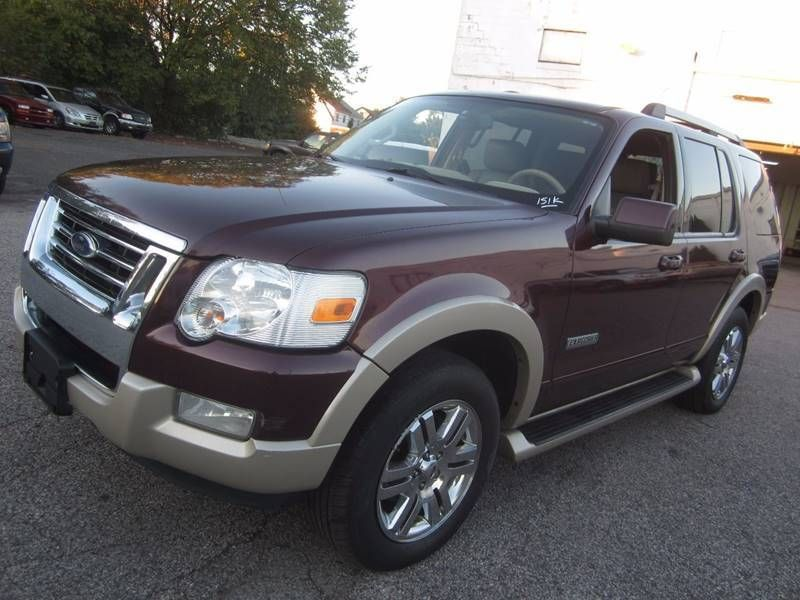 2006 used ford explorer eddie bauer 4x4 at contact us serving cherry hill nj iid 16940357. Black Bedroom Furniture Sets. Home Design Ideas