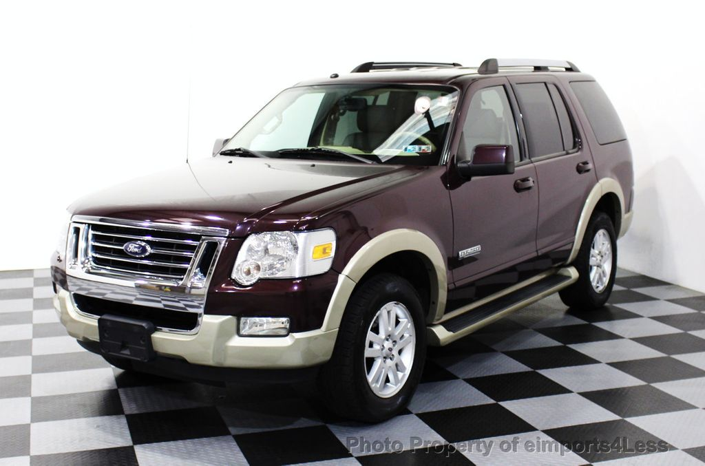 2006 used ford explorer explorer v6 4wd eddie bauer 7. Black Bedroom Furniture Sets. Home Design Ideas
