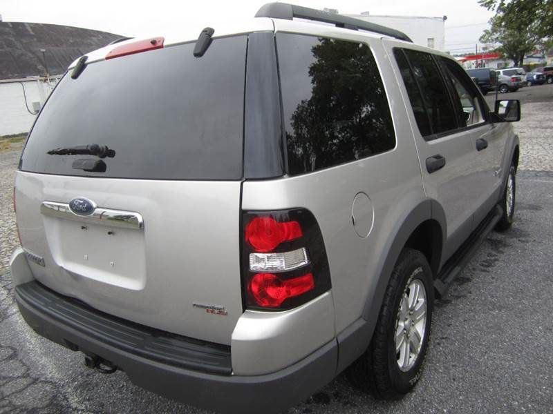 2006 Ford Explorer Xlt >> 2006 Used Ford Explorer Xlt 4x4 3rd Row At Contact Us Serving Cherry Hill Nj Iid 14239988