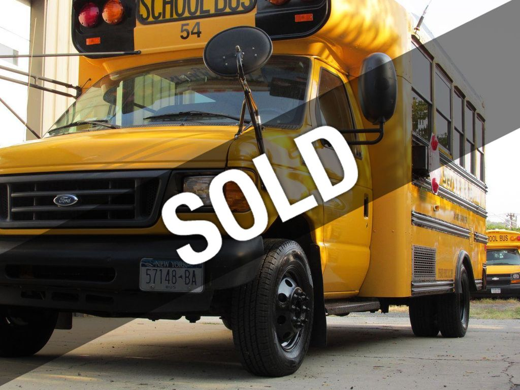 2006 Used Ford E-450 School Bus at WeBe Autos Serving Long Island, NY, IID  11161156