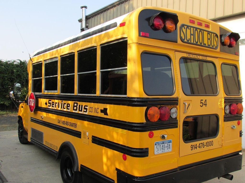 2006 Ford E-450 School Bus - 11161156 - 5