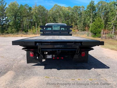 2006 Ford F350HD JUST 19k MILES 12 FOOT FLAT BED LIFT GATE ONE OWNER!! PRE EMISSION DIESEL - Click to see full-size photo viewer