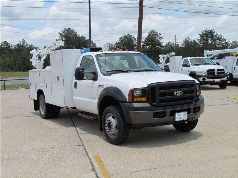 2006 Ford F450 Fuel - Lube Truck 4x4 - 7165741 - 2