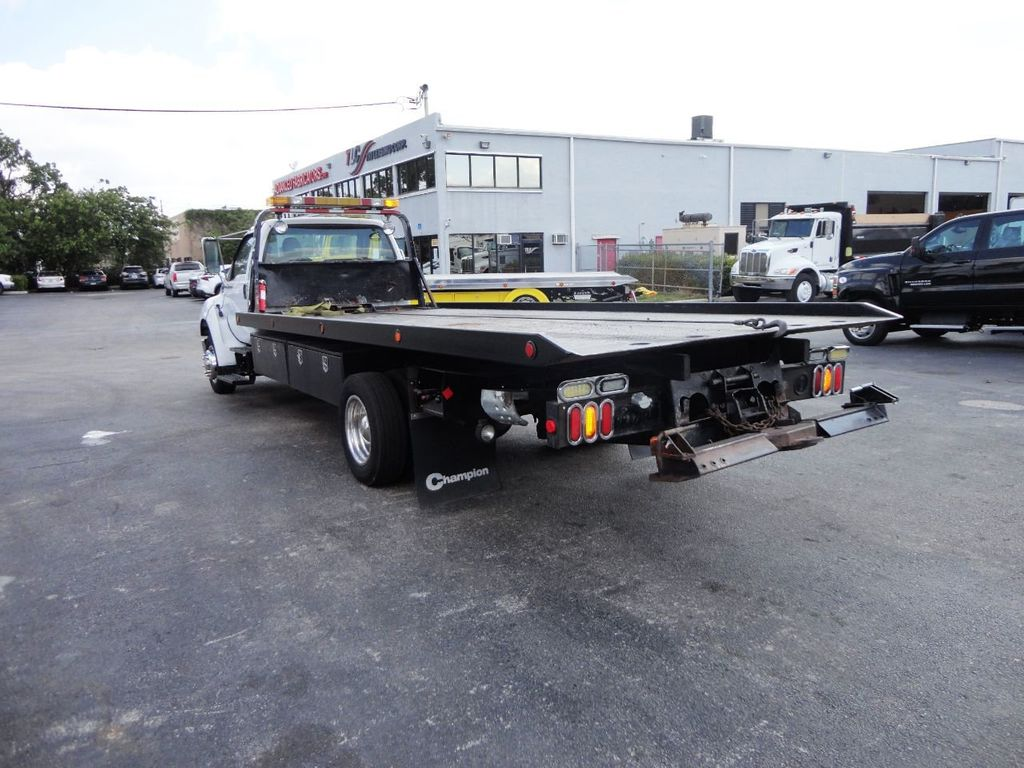 2006 Used Ford F650 21FT CHAMPION ROLL-BACK TOW TRUCK at Tri Leasing Corp Serving Pompano Beach