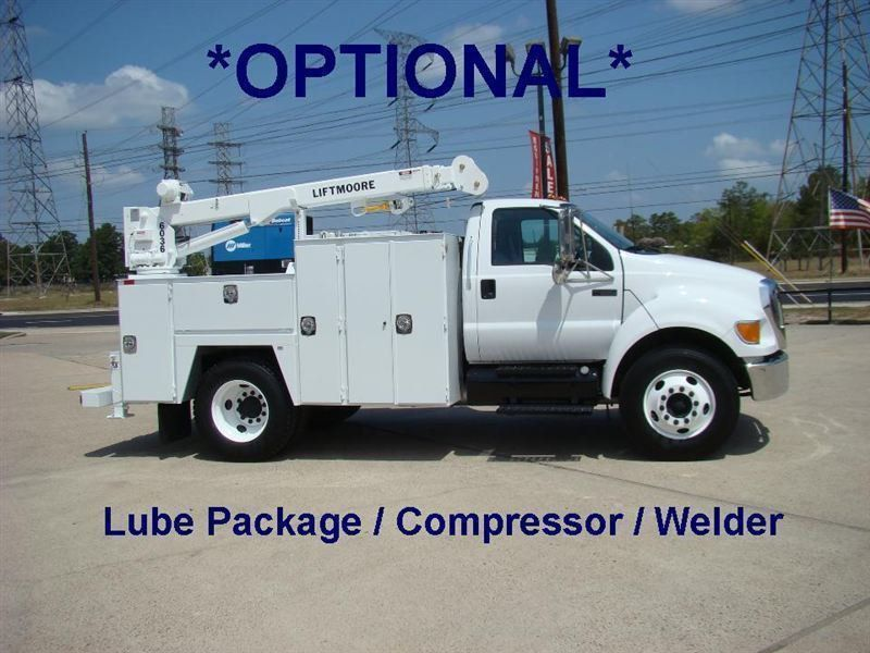 2006 Ford F650 Fuel - Lube Truck - 6915308 - 0