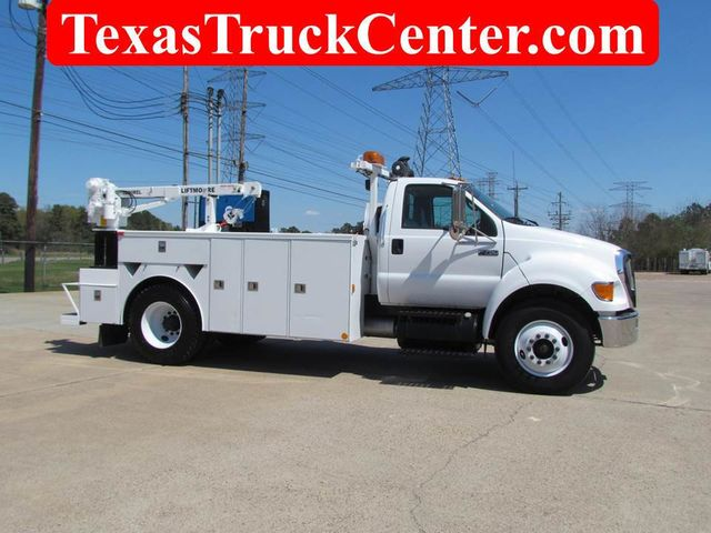 2006 Ford F750 Utility-Service - 15680584 - 1