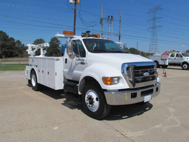2006 Ford F750 Utility-Service - 15680584 - 2