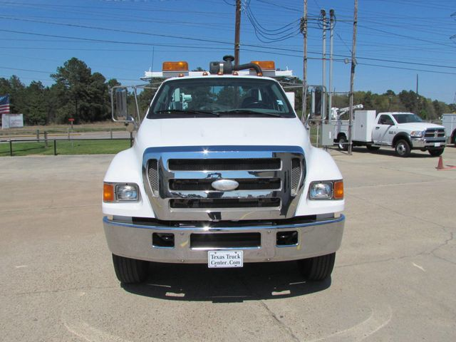 2006 Ford F750 Utility-Service - 15680584 - 3