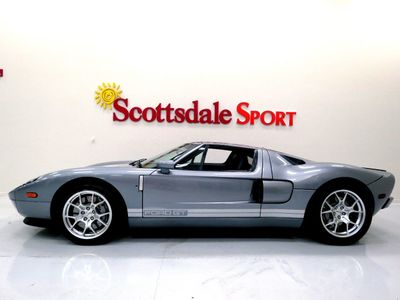 2006 Ford FORD GT * ONLY 4K Miles...Iconic FORD GT - Click to see full-size photo viewer