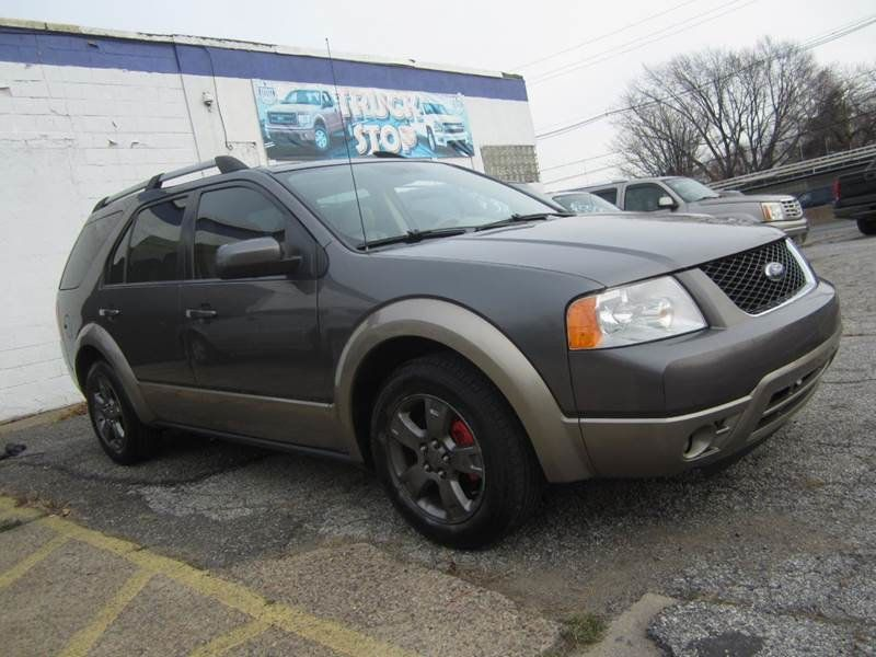 2006 Used Ford Freestyle Sel 3rd Row 30l V6 At Contact Us Rhnjcarwireebizautos: Ford Freestyle Spare Tire Location At Elf-jo.com