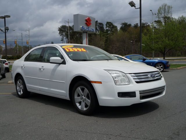 2006 used ford fusion 4dr sdn v6 se at parks michael. Black Bedroom Furniture Sets. Home Design Ideas