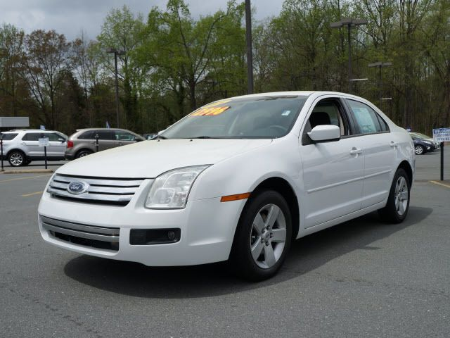2006 Ford Fusion 4dr Sdn V6 Se Sedan 3fafp07146r179758 3