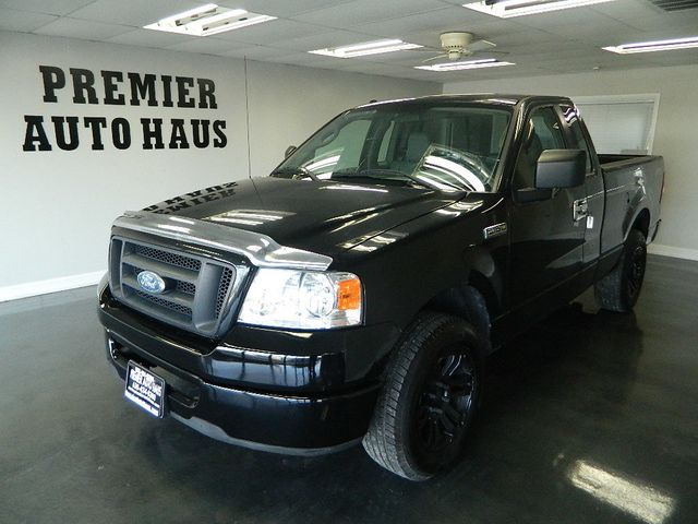2006 Ford F-150 2006 FORD F150 EXT CAB TRUCK
