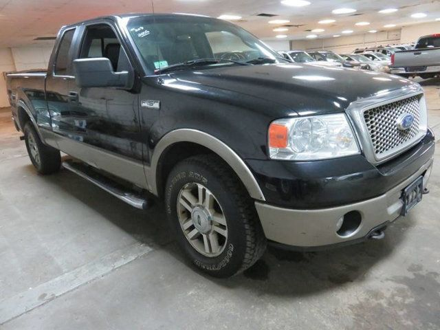2006 ford f 150 lariat supercrew 4x4