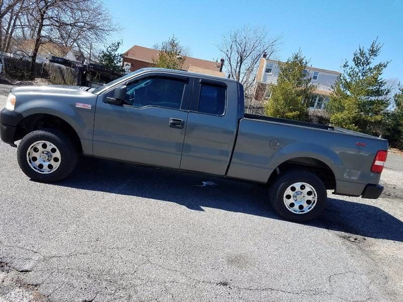 2006 used ford f 150 4x4 super cab 4dr 5 4l v8 at contact us serving cherry hill nj iid. Black Bedroom Furniture Sets. Home Design Ideas