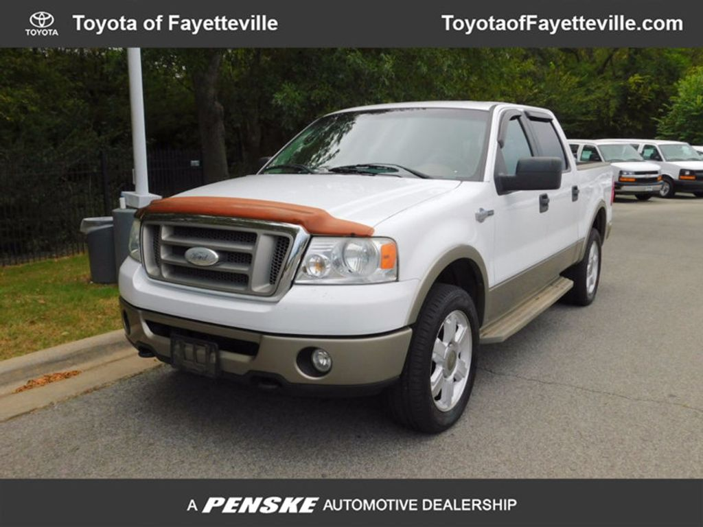 "2006 Ford F-150 SuperCrew 139"" King Ranch 4WD - 16871047 - 0"