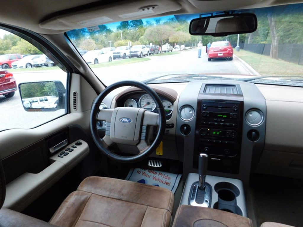 "2006 Ford F-150 SuperCrew 139"" King Ranch 4WD - 16871047 - 9"