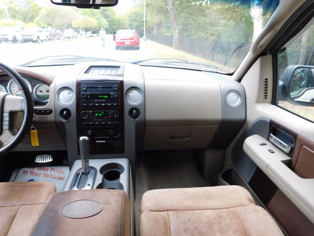"2006 Ford F-150 SuperCrew 139"" King Ranch 4WD - 16871047 - 10"
