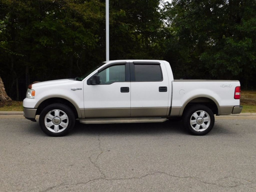 "2006 Ford F-150 SuperCrew 139"" King Ranch 4WD - 16871047 - 1"