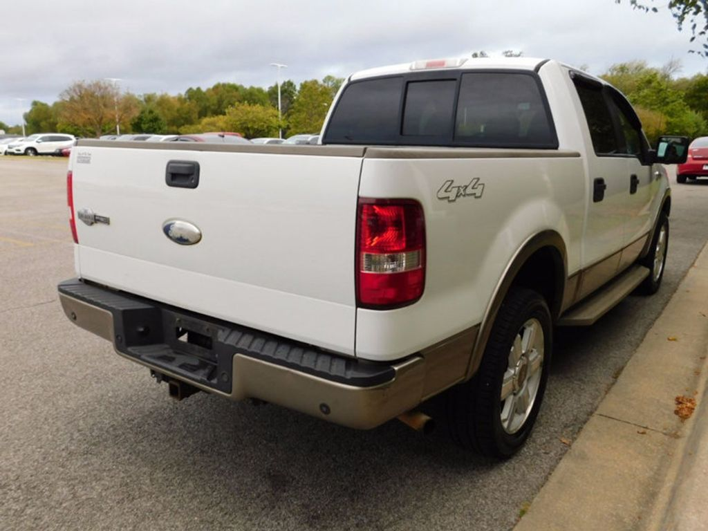 "2006 Ford F-150 SuperCrew 139"" King Ranch 4WD - 16871047 - 2"
