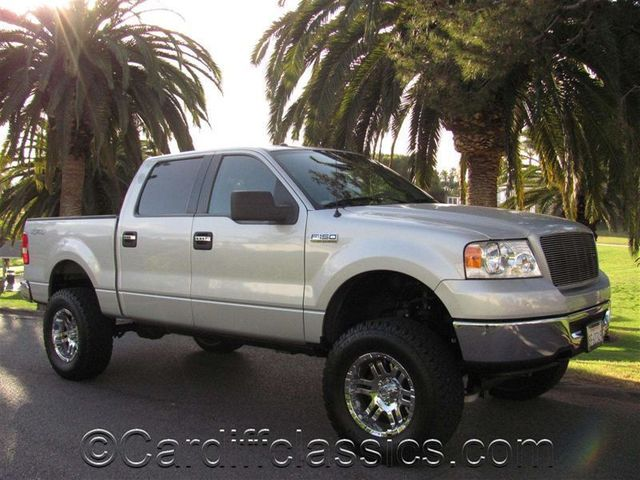 2006 Ford F 150 Supercrew 139 Xlt 4wd Click To See Full