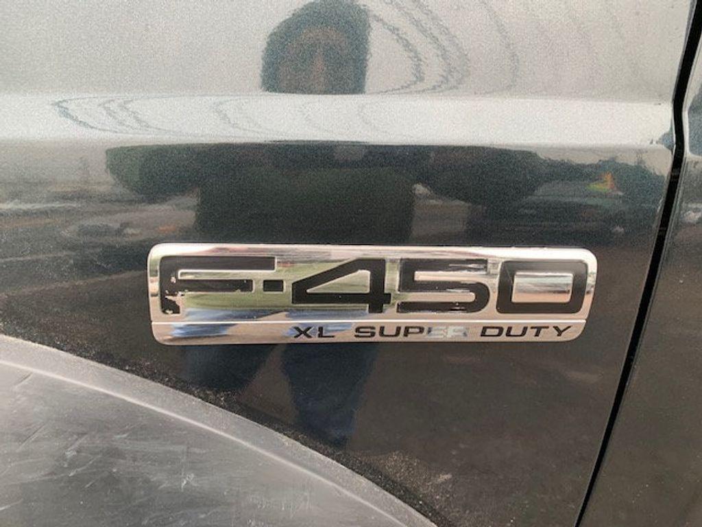 2006 Ford F-450 CREW CAB FOUR WHEEL DRIVE LANDSCAPE DUMP TRUCK - 17724860 - 27