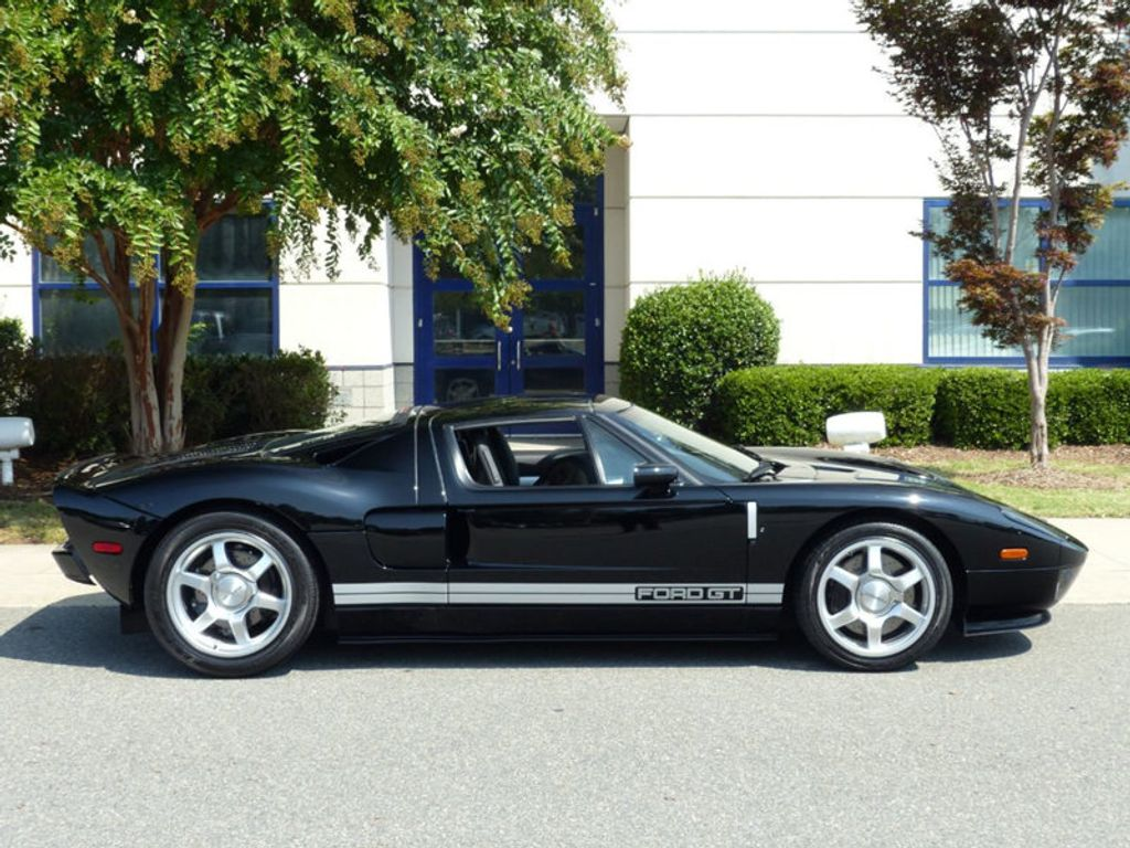 Ford Gt Dr Coupe