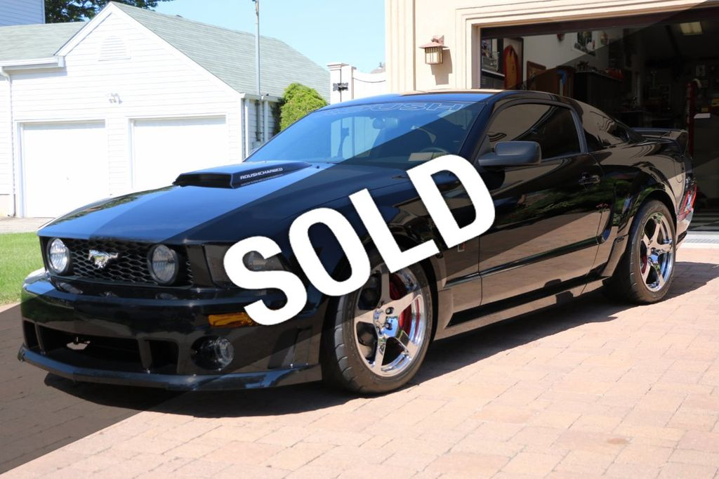 Roush Stage 3 >> 2006 Used Ford Mustang Roush Stage 3 At Webe Autos Serving Long Island Ny Iid 16909773