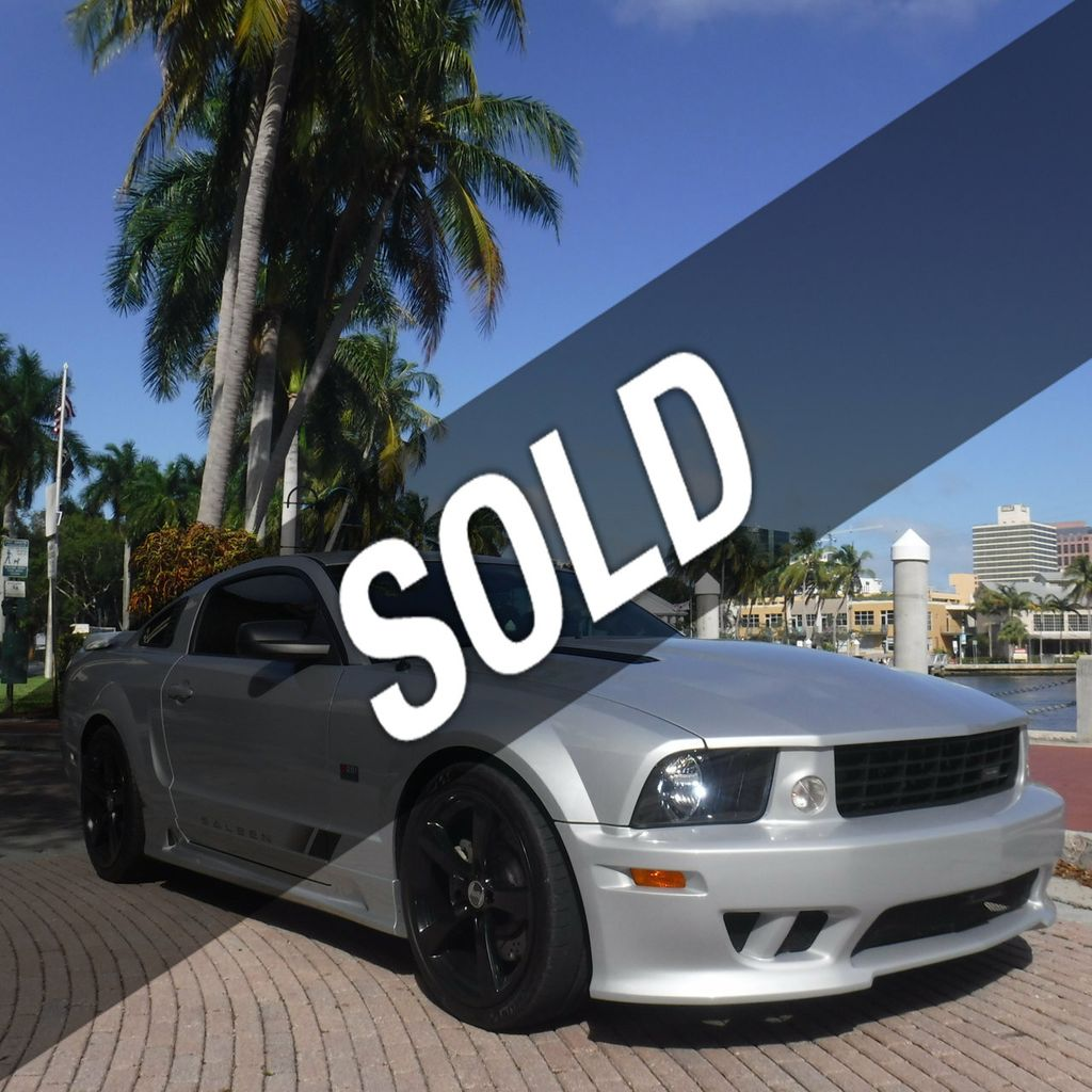 2006 Ford Mustang Saleen S281 Supercharged - 18628839 - 0