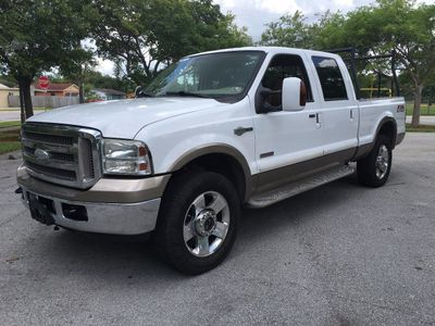 """2006 Ford Super Duty F-250 Crew Cab 156"""" King Ranch 4WD Truck"""