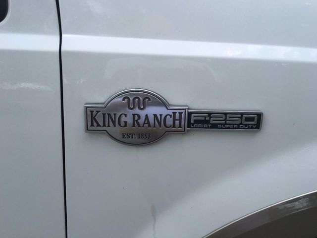 "2006 Ford Super Duty F-250 Crew Cab 156"" King Ranch 4WD - Click to see full-size photo viewer"
