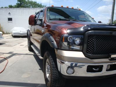 "2006 Ford Super Duty F-250 Crew Cab 156"" King Ranch 4WD Truck"