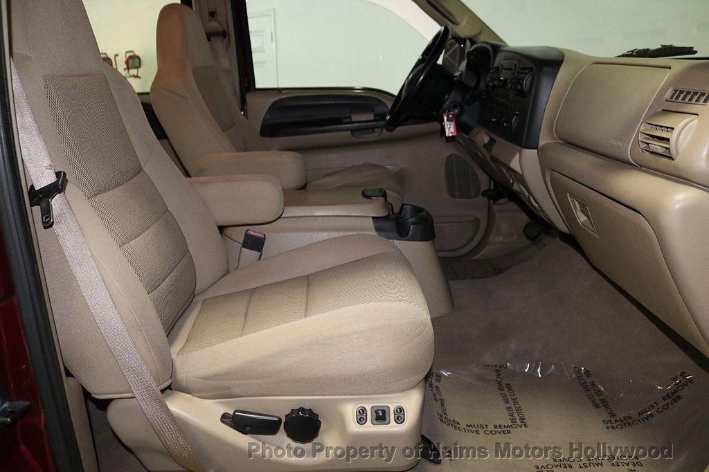 """2006 Ford Super Duty F-250 Crew Cab 156"""" XLT 4WD - 18619136 - 14"""