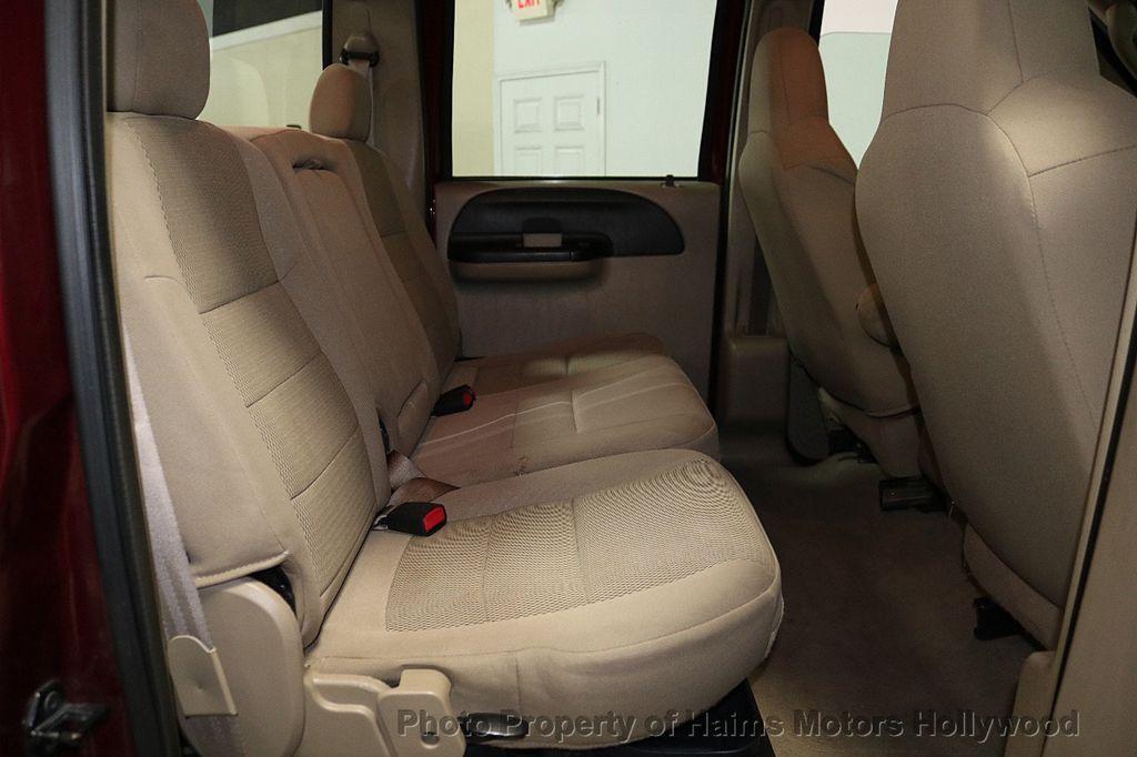 """2006 Ford Super Duty F-250 Crew Cab 156"""" XLT 4WD - 18619136 - 15"""