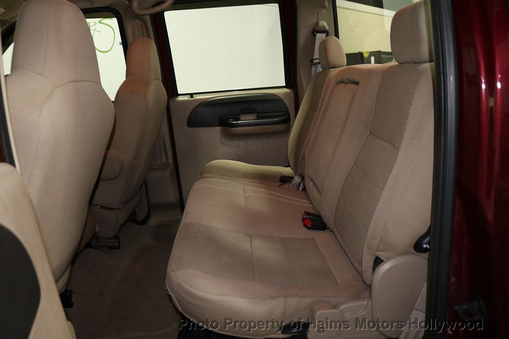 """2006 Ford Super Duty F-250 Crew Cab 156"""" XLT 4WD - 18619136 - 16"""