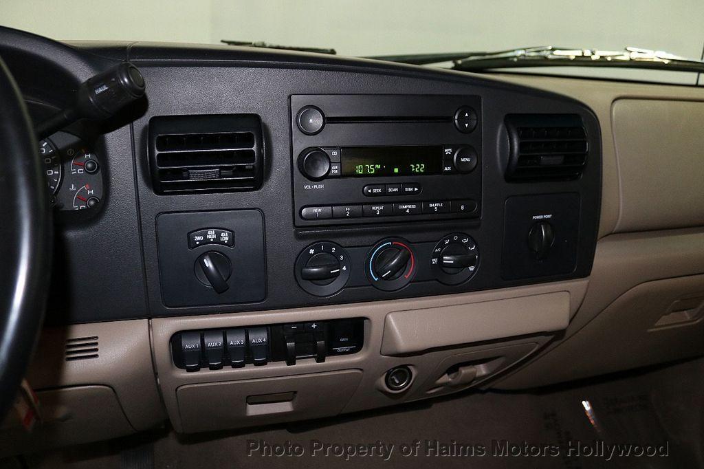 """2006 Ford Super Duty F-250 Crew Cab 156"""" XLT 4WD - 18619136 - 19"""