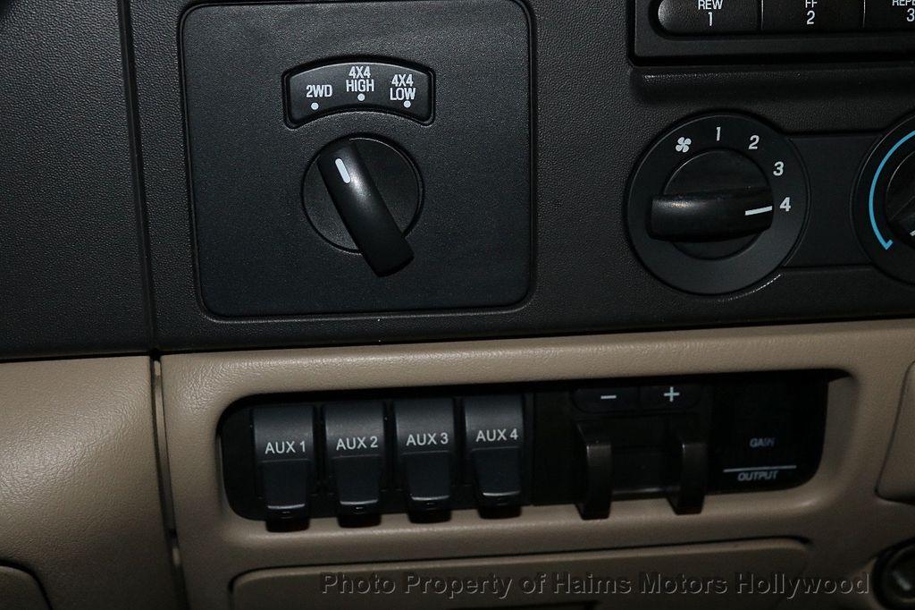 """2006 Ford Super Duty F-250 Crew Cab 156"""" XLT 4WD - 18619136 - 21"""