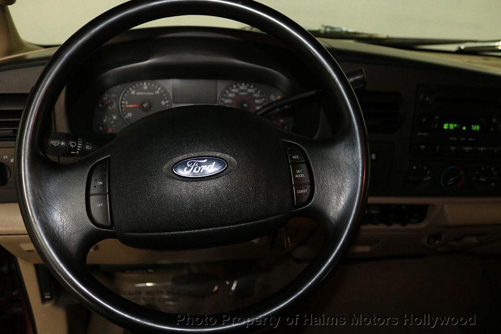 """2006 Ford Super Duty F-250 Crew Cab 156"""" XLT 4WD - 18619136 - 26"""