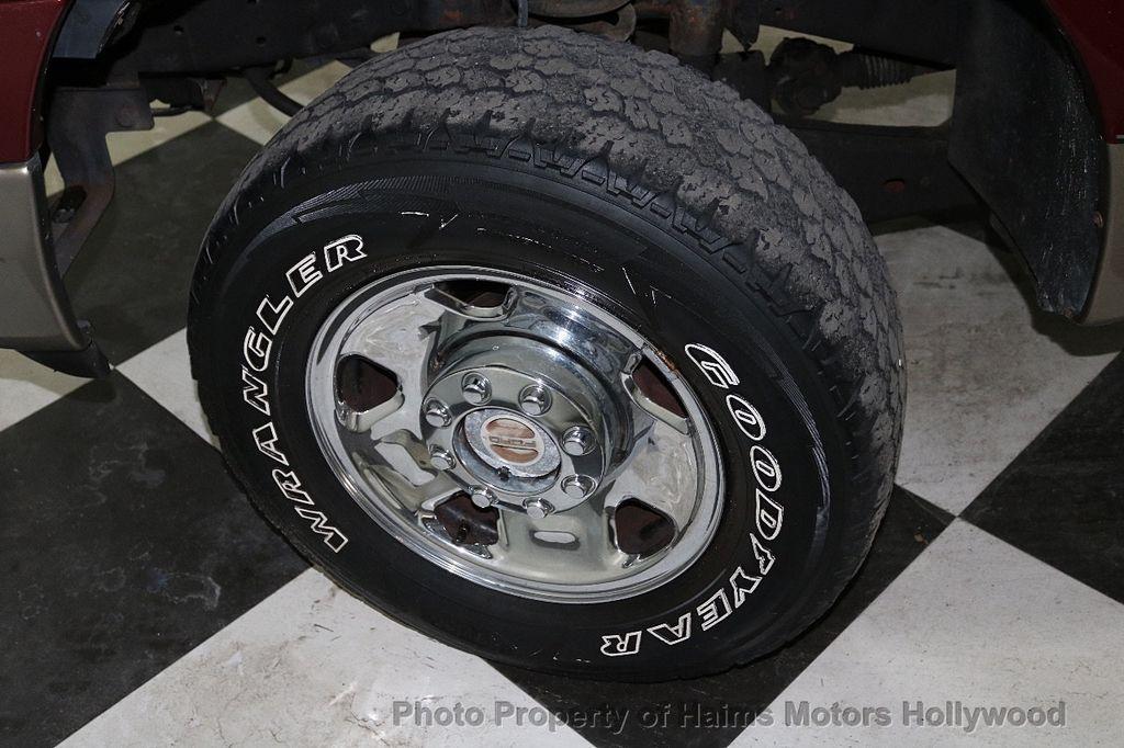 """2006 Ford Super Duty F-250 Crew Cab 156"""" XLT 4WD - 18619136 - 28"""