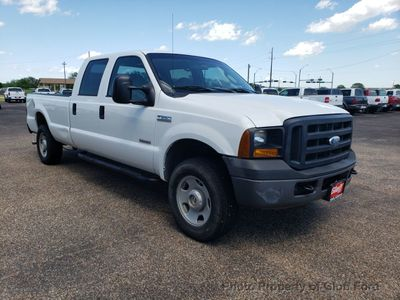 "2006 Ford Super Duty F-250 Crew Cab 172"" XL - Click to see full-size photo viewer"