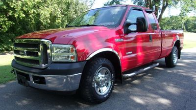 "2006 Ford Super Duty F-250 Supercab 158"" XL Truck"