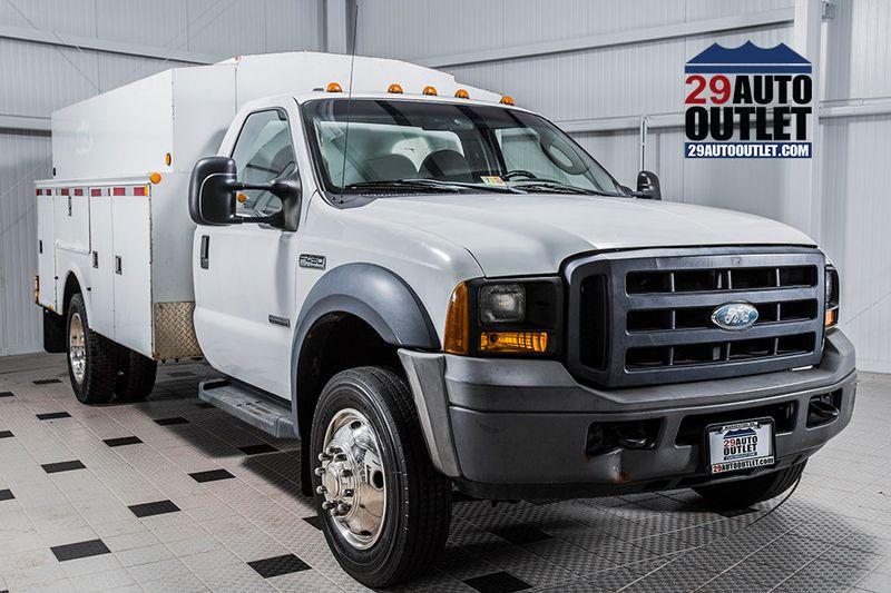 used 2006 ford super_duty_f~450_drw regcab165wb84caxl 11015 15194691 1 800 2006 used ford super duty f 450 drw reg cab 165\