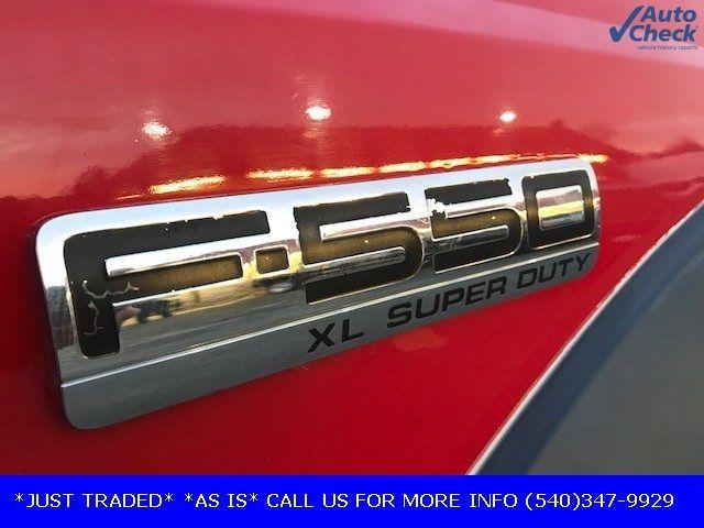 2006 Ford Super Duty F-550 DRW F550 CREW CAB * 6.0 POWERSTROKE * 10' CONCRETE BODY W/RACKS  - 17301036 - 7
