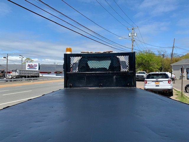 2006 GMC C7500 14 Foot Stake Bed 14 Foot Flatbed & Liftgate  - 17959167 - 21