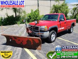 2006 GMC Sierra 2500 HD Regular Cab - 1GTHK24UX6E167242
