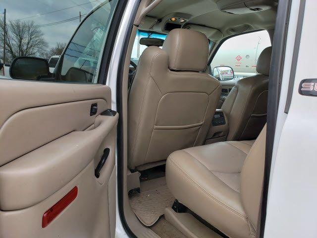 2006 GMC Sierra 2500HD 2500 HEAVY DUTY - 18619209 - 11