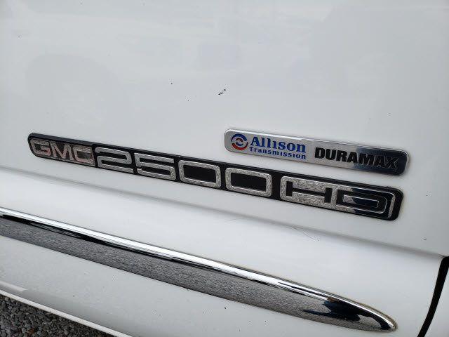 2006 GMC Sierra 2500HD 2500 HEAVY DUTY - 18619209 - 18