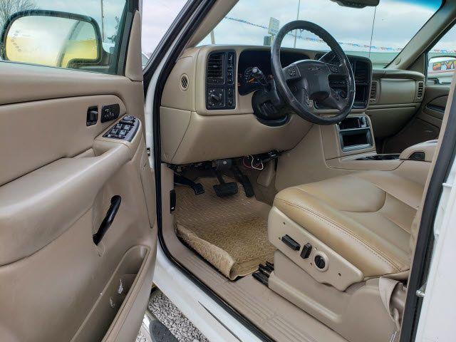 2006 GMC Sierra 2500HD 2500 HEAVY DUTY - 18619209 - 4