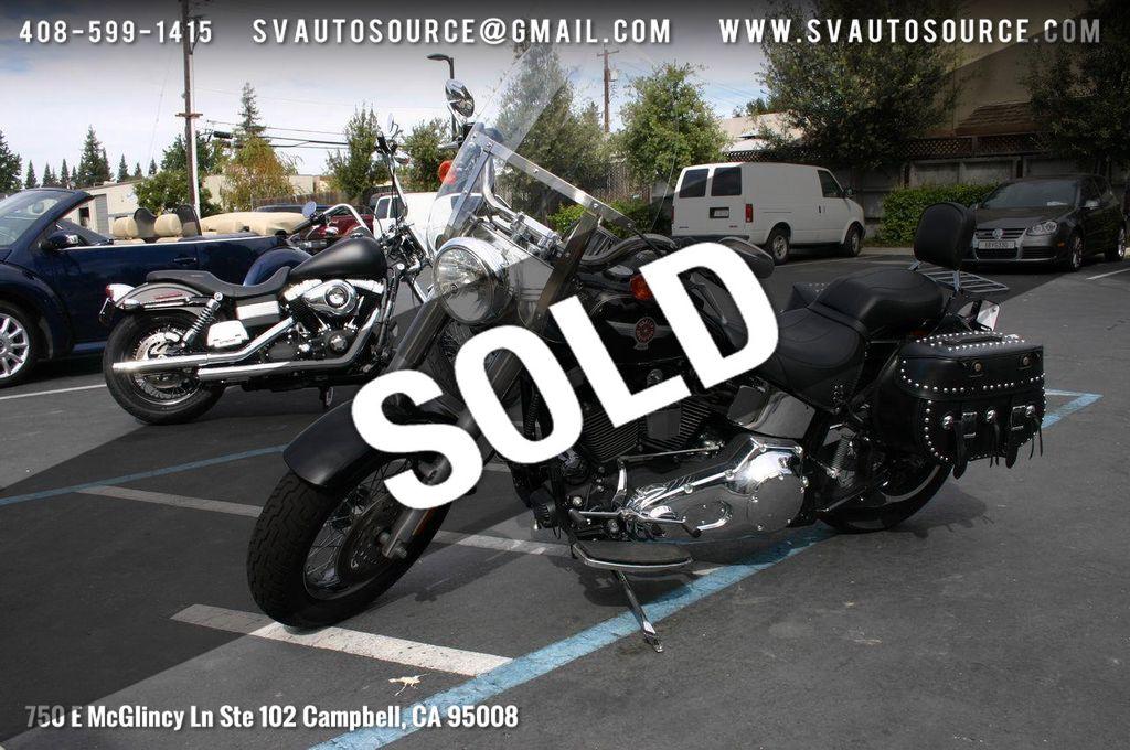 2006 Harley-Davidson FLSTF FLSTF FatBoy - 13889999 - 0