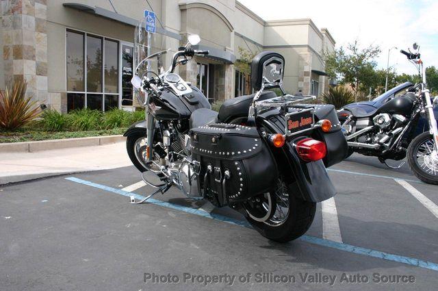 Harley Davidson Used >> 2006 Used Harley Davidson Flstf Flstf Fatboy At Silicon Valley Auto